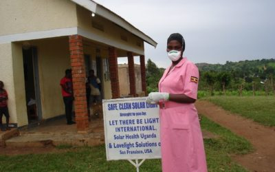 Shining Solar and Empowering Women in Off-Grid Africa